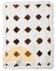 Alpaca Fur Rug - Alpaca Diamond Shape - 72161002WHBN