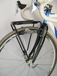 Sherpa Front Rack for 700c/29 in. bicycles  with V brakes or cantilever brakes.