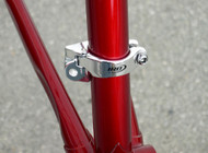 IRD braze on front derailleur clamp (bike not included)