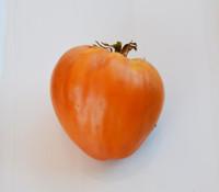 Pastel Orange Heart Tomato