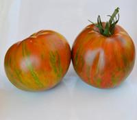 Zebra Heart Tomato