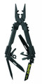 MULTI-TOOL, FOLDING, GERBER DET, BLACK, NSN 5110-01-462-3400