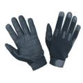 Mechanic Gloves, Heat Resistant - Large, Black, NSN 8415-01-497-5989