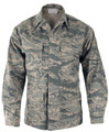 Coat, Womens, Airman Battle Uniform, 4S, NSN 8410-01-536-2982