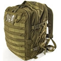 Blackhawk: Special Operations Medical Backpack, OD Green (60MP00OD) (NSN: 6545-01-522-1030)