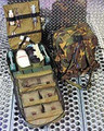 Blackhawk: Special Operations Medical Backpack, Woodland Camo (60MP00WC) (NSN: 6545-01-522-1032)