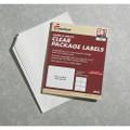 """Laser/Inkjet Labels - 3 1/3"""" x 4 1/8"""", 300 Labels per Pack, NSN 7530-01-514-4912"""