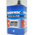 Alkaline Batteries, 6-Volt, NSN 6135-01-333-6737
