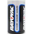 Alkaline Batteries, D, 12/PK, NSN 6135-00-835-7210