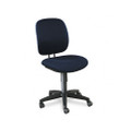 Comfortask Task Swivel Chair, Blue