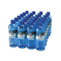 100% Pure Natural Bottled Spring Water, 1/2-Liter Size, 24 Bottles/carton