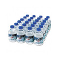 100% Pure Natural Bottled Spring Water, 8-oz. Size, 24 Bottles/carton
