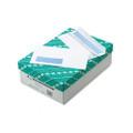 Redi-Seal Left-Window Security Tint Envelopes, 10, White, 500/box