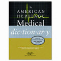 American Heritage Stedman‰Ûªs Medical Dictionary, Hardcover, 944 Pages