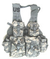 "MOLLE SAW Gunner Set, ""SAW Gunner Configuration,"" No NSN Assigned (ACU Pattern)"