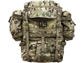 MOLLE Rucksack, RFI Issue, MultiCam (OCP), Complete, NSN 8465-01-580-1556