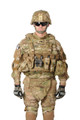 MOLLE Rifleman Set, RFI Issue, MultiCam (OCP), NSN 8465-01-580-0481, with Tactical Assault Panel (TAP)