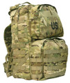 MOLLE Medium Rucksack, RFI Issue, MultiCam (OCP), NSN 8465-01-585-1512