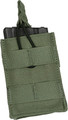 PROTECH TACTICAL, TACTICAL POUCHES AMMUNITION / MAGAZINE, M4 Mag Pouch - Short - Single, P/N: TP6