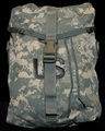 MOLLE Rucksack Sustainment Pouch, NSN 8465-01-524-7226, ACU (UCP) Pattern