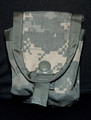 MOLLE Hand Grenade Pouch, NSN 8465-01-525-0589 (ACU Pattern)