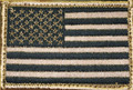 Blackhawk: American Flag Patch -w/hook & loop (90DTFV)