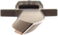 Blackhawk: BESH XFS-1 Steel, M.O.D.-4.1-inch serration, Black (25-4)