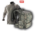 Army Combat Shirt + CamelBak BFM 3L (100oz) Hydration Backpack