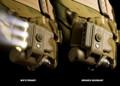 Surefire HL1-B-TN Tactical Helmet Light / Military Helmet mount flashlight, NSN: 6220-01-549-4184
