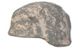 ACU-Pattern PASGT (Kevlar) Helmet Cover, X-Small / Small