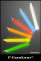 Cyalume 6-inch IR (Infrared) 3-hour Chemlights, NSN 6260-01-195-9752