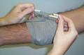 Emergency Bandage (Israeli Pressure Dressing), 4-Inch, NSN 6510-01-460-0849