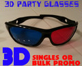 3D, 3D Party, 3D Nightclub, Party, Glasses, 3D Glasses, 3D shades, Red Lens, Blue lens, 3 dimensional, Google 3D Glasses, see 3D, order 3D Glasses, watch 3D, bulk 3D Glasses, wholesale, 3D Parties, 3D Event, 3D Fiesta