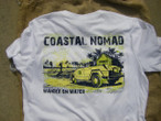 Coastal Nomads VW Thing t-shirt