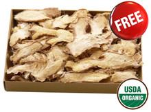 Peruvian Organic Ginger - buy 3 get 1 free