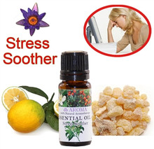 natural aromatherapy for stress, anxiety, depression