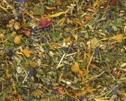 Detailed image of our herbal hay.