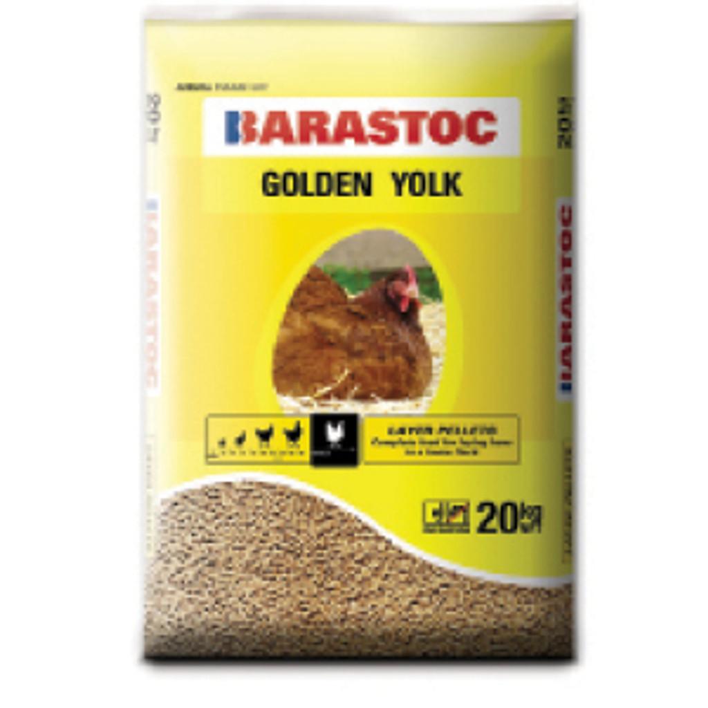 Barastoc Golden Yolk Layer Pellets 20kg