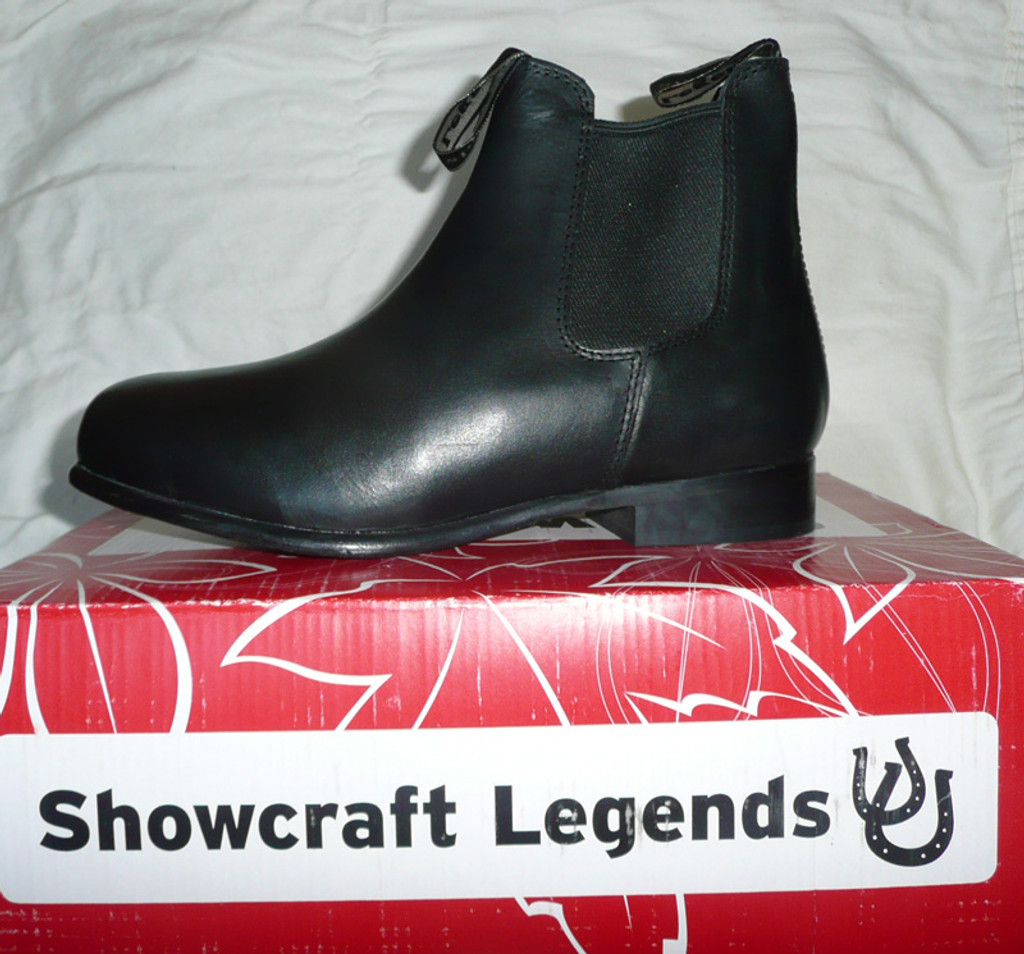 Showcraft 'Legends' Adults Riding Boots