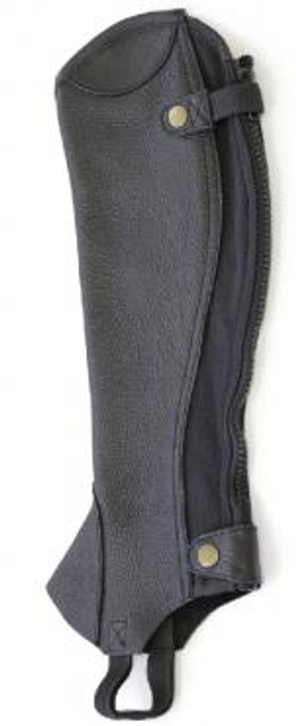 Showcraft Grained Leather Gaiters