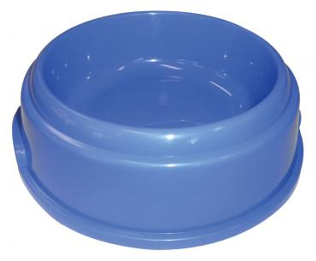 CLEARANCE: Plastic Dog or Cat Bowl