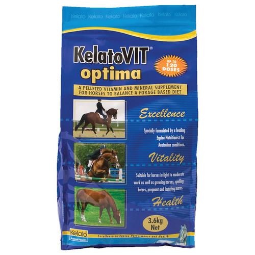 KelatoVIT Optima Vitamin & Mineral Supplement 3.6kg
