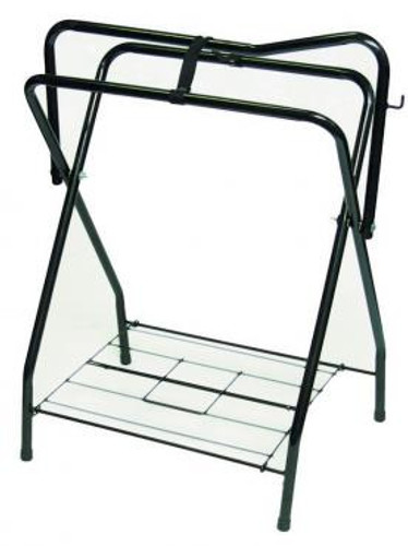 Metal Free Standing Saddle Stand