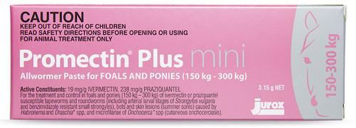 Promectin Plus MINI Allwormer - Foals & Ponies