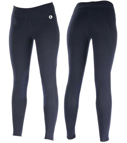 Horze Active Knee Patch Ladies Breeches
