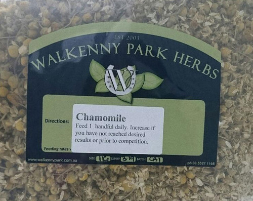 Walkenny Park Herbs - Chamomile 1kg