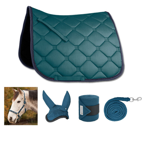 Waldhausen Deep Ocean Blue Matchy Matchy Set (Dressage)