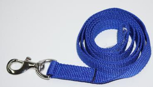Nylon Dog Lead 120cm - Assorted Colours