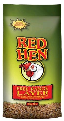 Laucke Red Hen Free Range Layer 20kg