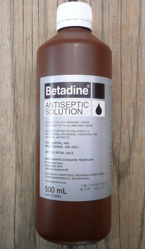 Betadine 500ml